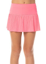Lucky In Love Girls Pleated Skirt available at Swiss Sports Haus 604-922-9107.