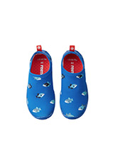 Reima Lean Swimming Shoes Blue available at Swiss Sports Haus 604-922-9107.