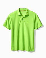 Tommy Bahama Palm Coast Polo available at Swiss Sports Haus 604-922-9107.