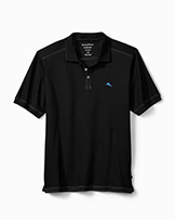 Tommy Bahama Emfielder Polo available at Swiss Sports Haus 604-922-9107.