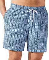 Tommy Bahama Naples Del Rio Geo Swim Trunks available at Swiss Sports Haus 604-922-9107.