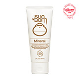 Sun Bum Mineral SPF 50 Sunscreen Lotion available at Swiss Sports Haus 604-922-9107.