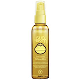 Sun Bum Shine On Hair Oil available at Swiss Sports Haus 604-922-9107.