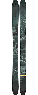 2022 Atomic Bent Chetler 100 Skis available at Swiss Sports Haus 604-922-9107.