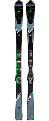 2022 Dynastar Speed 4X4 263 Skis & Bindings available at Swiss Sports Haus 604-922-9107.