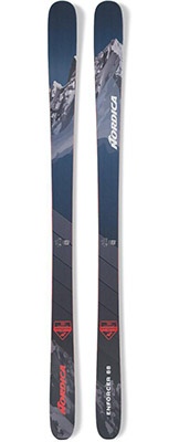 2022 Nordica Enforcer 88 Skis available at Swiss Sports Haus 604-922-9107.
