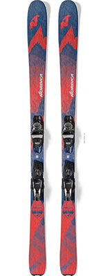 2022 Nordica Navigator 85 CA FDT Skis & Bindings available at Swiss Sports Haus 604-922-9107.
