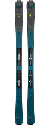 2022 Rossignol Experience 82 Basalt Skis & Bindings available at Swiss Sports Haus 604-922-9107.
