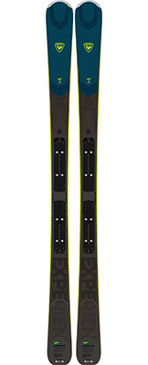 2022 Rossignol Experience 78 CA Skis & Bindings available at Swiss Sports Haus 604-922-9107.
