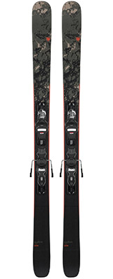 2022 Rossignol Blackops Smasher Skis & Bindings available at Swiss Sports Haus 604-922-9107.