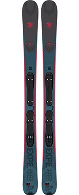 2022 Rossignol Experience Pro Kid 4 Junior Kids Skis & Bindings available at Swiss Sports Haus 604-922-9107.