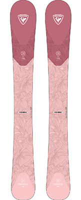 2022 Rossignol Experience W Pro Team 4 Junior Kids Skis & Bindings available at Swiss Sports Haus 604-922-9107.
