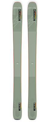 2022 Salomon QST 106 Skis available at Swiss Sports Haus 604-922-9107.