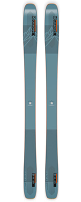 2022 Salomon QST 98 Skis available at Swiss Sports Haus 604-922-9107.