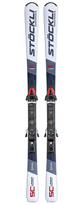 2022 Stockli Laser SC Skis & Bindings available at Swiss Sports Haus 604-922-9107.
