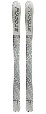 2022 Stockli Nela 80 skis available at Swiss Sports Haus 604-922-9107.