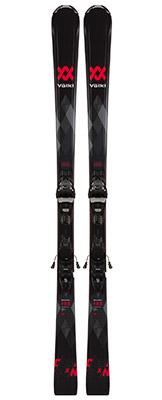 2022 Volkl Deacon X Skis & Bindings available at Swiss Sports Haus 604-922-9107.