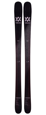 Volkl Yumi 80 skis available at Swiss Sports Haus 604-922-9107.