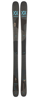 2022 Volkl Blaze 86 W Women's skis available at Swiss Sports Haus 604-922-9107.