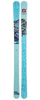 2022 Volkl Bash 86 W Women's Skis available at Swiss Sports Haus 604-922-9107.