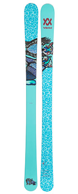 2022 Volkl Bash W Junior skis available at Swiss Sports Haus 604-922-9107.