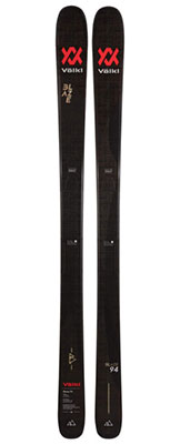 2022 Volkl Blaze 94 skis available at Swiss Sports Haus 604-922-9107.