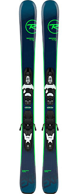 '19 Rossignol Experience Junior Boys Skis & Bindings available at Swiss Sports Haus 604-922-9107.