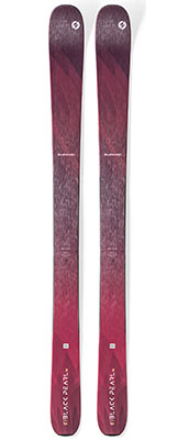 2020 Blizzard Black Pearl 98 skis on sale at Swiss Sports Haus 604-922-9107.
