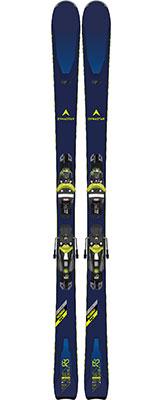 2020 Dynastar Speed Zone 4X4 82 skis & bindings on sale at Swiss Sports Haus 604-922-9107.