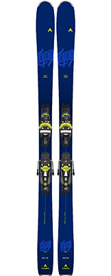 2020 Dynastar Legend 84 skis & bindings on sale at Swiss Sports Haus 604-922-9107.