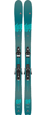 2020 Dynastar Legend 84 W Woman's skis & bindings on sale at Swiss Sports Haus 604-922-9107.