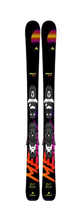 2020 Dynastar Menace Team Junior skis & bindings on sale at Swiss Sports Haus 604-922-9107.