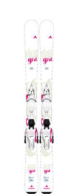 2020 Dynastar Legend Girl Junior skis & bindings on sale at Swiss Sports Haus 604-922-9107.