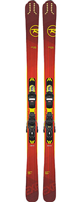 2020 Rossignol Experience 80 CI skis & bindings on sale at Swiss Sports Haus 604-922-9107.