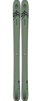 2020 Salomon QST 106 skis on sale at Swiss Sports Haus 604-922-9107.
