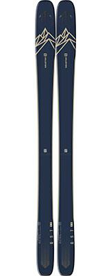 2020 Salomon QST 99 skis on sale at Swiss Sports Haus 604-922-9107.