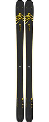 2020 Salomon QST 92 skis on sale at Swiss Sports Haus 604-922-9107.