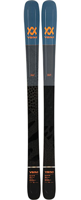 2020 Volkl Secret 92 skis on sale at Swiss Sports Haus 604-922-9107.