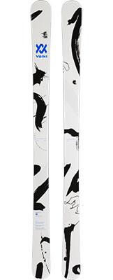 2020 Volkl Revolt 95 skis on sale at Swiss Sports Haus 604-922-9107.