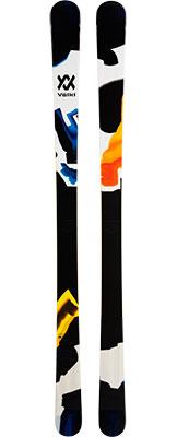 2020 Volkl Revolt 86 skis on sale at Swiss Sports Haus 604-922-9107.