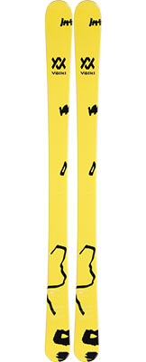 2020 Volkl Revolt Junior skis on sale at Swiss Sports Haus 604-922-9107.