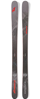 2020 Nordica Enforcer 93 skis on sale at Swiss Sports Haus 604-922-9107.