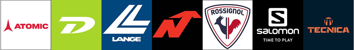 Atomic, Dlabello, Lange, Nordica, Rossignol, Salomon, Tecnica, Men's, Women's, Junior & Kids ski boots sold at Swiss Sports Haus 604-922-9107.