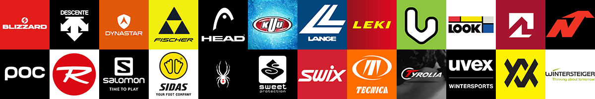 Ski racing brands available at Swiss Sports Haus 604-922-9107.