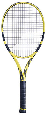 Babolat Pure Aero - L2 & L3, 100 inch, 300 grams available at Swiss Sports Haus 604-922-9107.