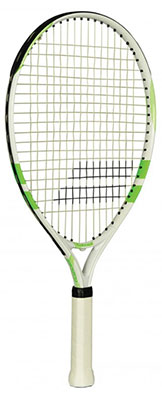 Babolat Comet junior 21 tennis raquet available at Swiss Sports Haus 604-922-9107.