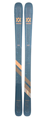 2021 Volkl Secret 92 skis available at Swiss Sports Haus 604-922-9107.