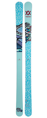 2021 Volkl Bash 86 womens skis available at Swiss Sports Haus 604-922-9107.