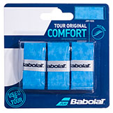 Babolat Tour Original Comfort Grip blue tennis racquet grip available at Swiss Sports Haus 604-922-9107.