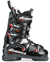 2021 Nordica Sportmachine 120 flex ski boots available with free custom boot fitting & fit guarantee at Swiss Sports Haus 604-922-9107.